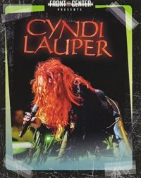 Cover Cyndi Lauper - Front & Center Presents Cyndi Lauper [DVD]